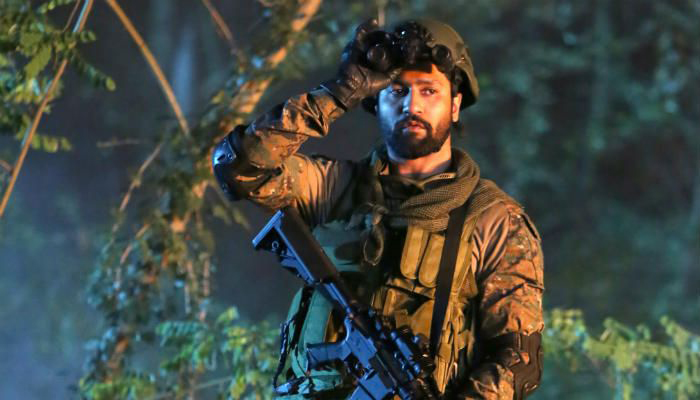 Vicky Kaushal starrer Uri becomes first 2019 movie to cross 100cr mark