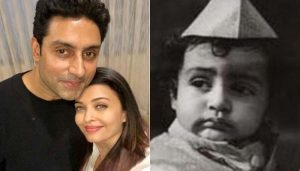Junior Bachchan turns 43, wifey Aish posts adorable message
