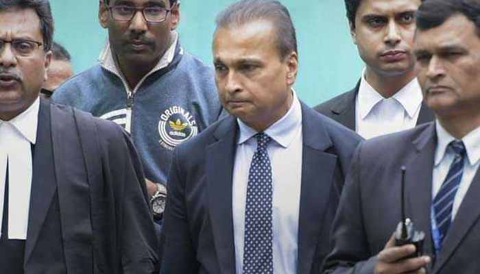 Ericsson case: SC directs Anil Ambani to clear Rs 453 cr dues or serve jail