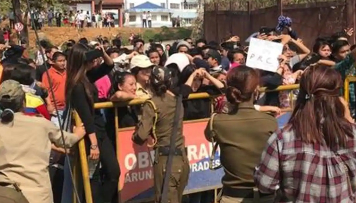 Arunachal continues to boil; curfew extended till Wednesday