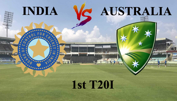 AusvsInd, 1st T20I: Australia beat India by 3 wickets in thrilling contest