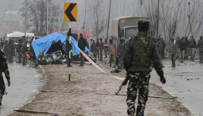 Indian cricketers mourn death of CRPF Jawans; Heres what they said?