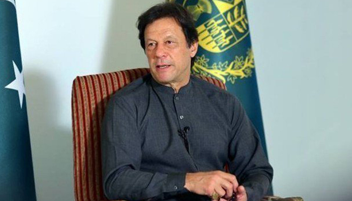 Let us negotiate and settle all outstanding issues: Imran Khan urges India