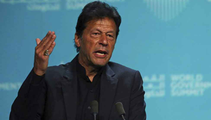 Imran Khans appeal to PM Modi: Give Peace a Chance