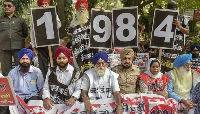 UP govt constitutes SIT to probe Kanpur 1984 Anti-Sikh riots