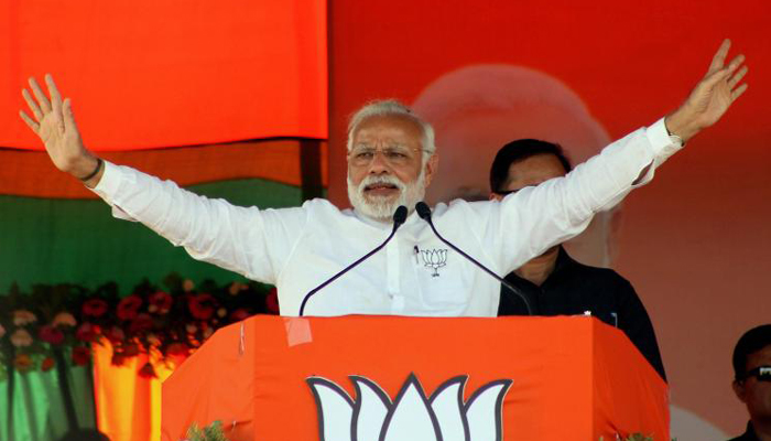 I assure countrymen, India is in safe hands: PM Modi after IAF airstrikes