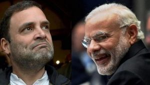 Rahul Gandhi targets PM, says EVM is now MVM- Modi Voting Machine