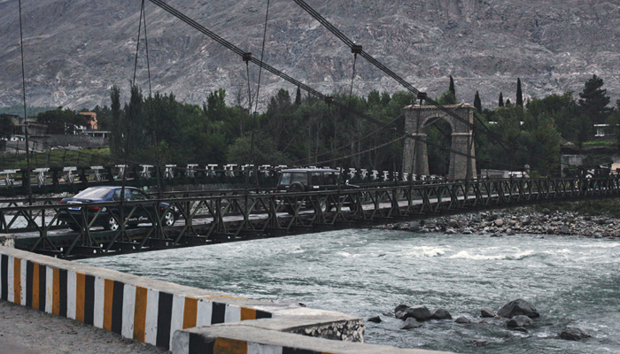 Gadkaris decision to stop water doesnt concern us, says Pakistan