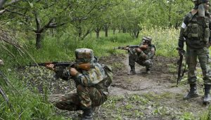 Encounter breaks out between security forces, terrorists in J&K's Shopian