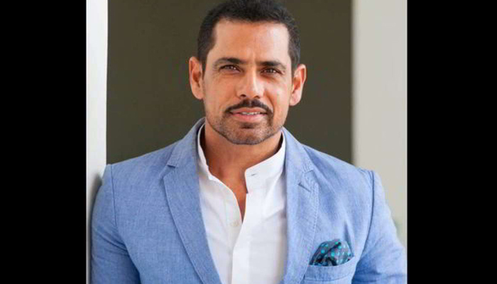 Robert Vadra gets anticipatory bail in an alleged money laundering case