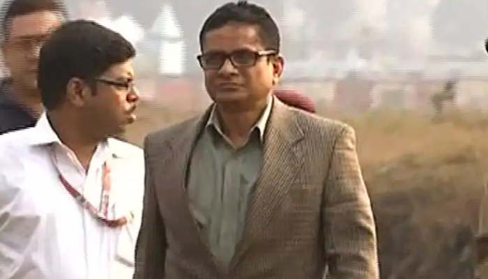 Saradha Scam: After 38 hrs of rigorous grilling CBI releases Rajeev Kumar