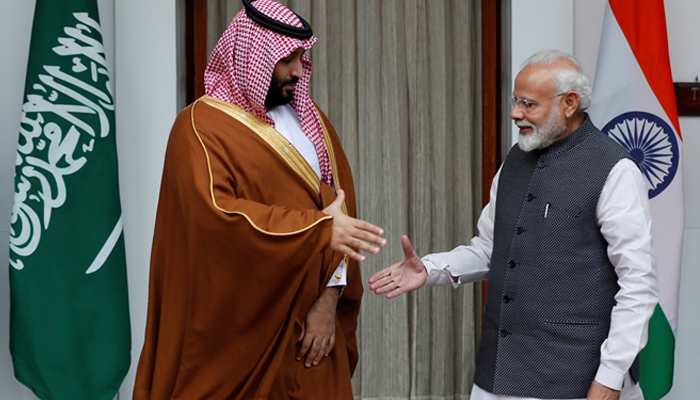 Saudi Prince says, Will Cooperate with India to combat terrorism