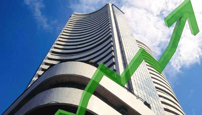 BSE Sensex opens in green; up 106 points