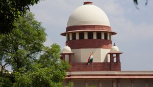 "Supreme Court reserves order on Ayodhya title case for ""mediation"""