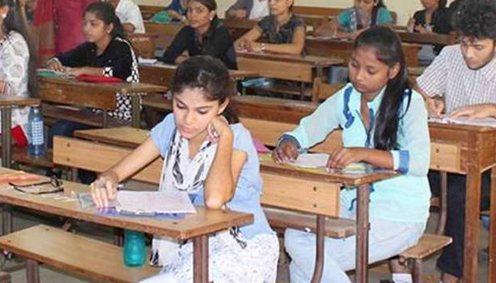 UP Board Class 10, Class 12 exams begin; UP CM wishes luck to students