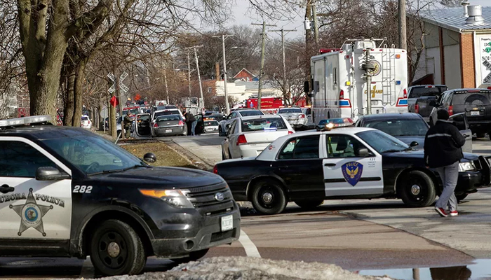 Five killed, several injured including cops in US industrial park shooting