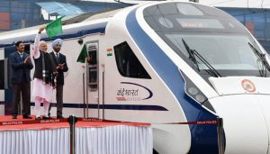 Vande Bharat Express breaks down a day after launch