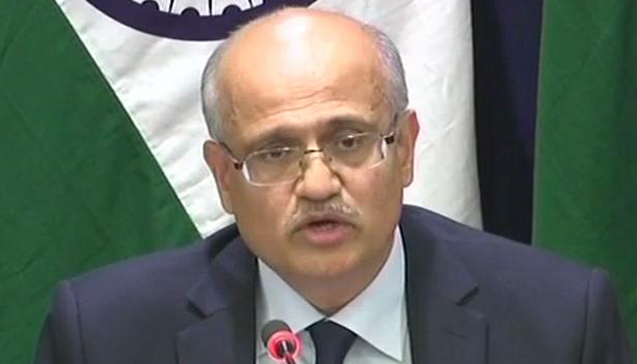 It was a pre-emptive strike to neutralise trained terrorists, says Foreign Secy