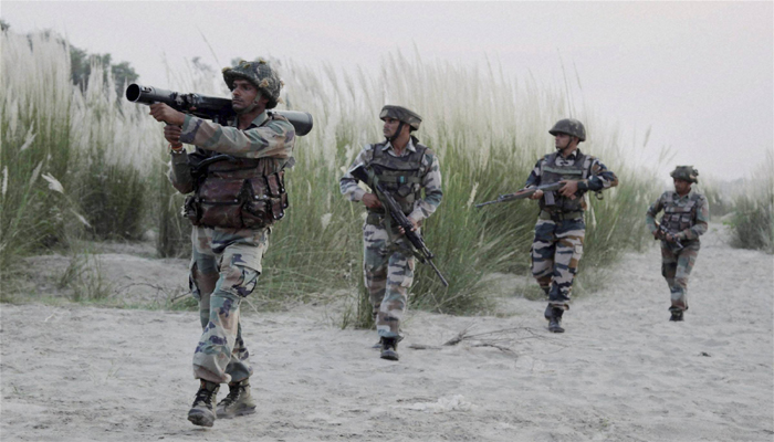 Four militants killed in encounter with security forces in J-Ks Shopian