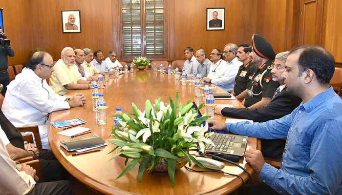 PM Modi to hold a Cabinet Committee on Security meet to bring IAF pilot back