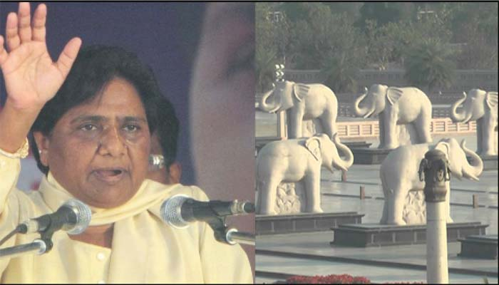 Supreme Court orders Mayawati to deposit public money spent on her statues