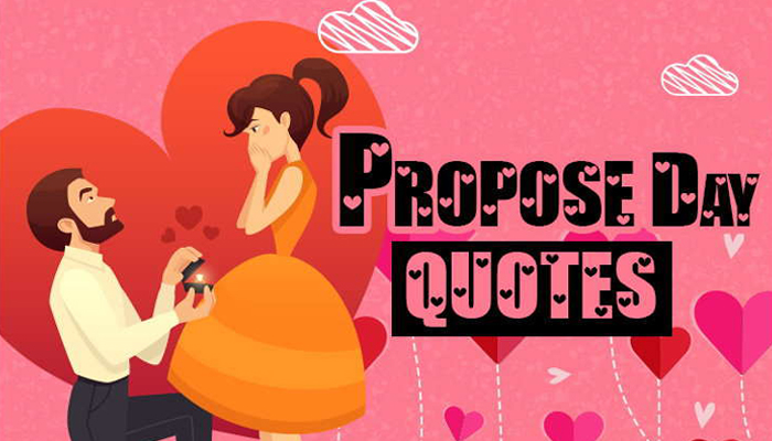 Happy Propose Day: Msgs to make this day special for you beloved one
