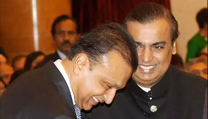 Mukesh helps Anil clear INR 453 crore dues to Ericsson; Gets a heartfelt letter