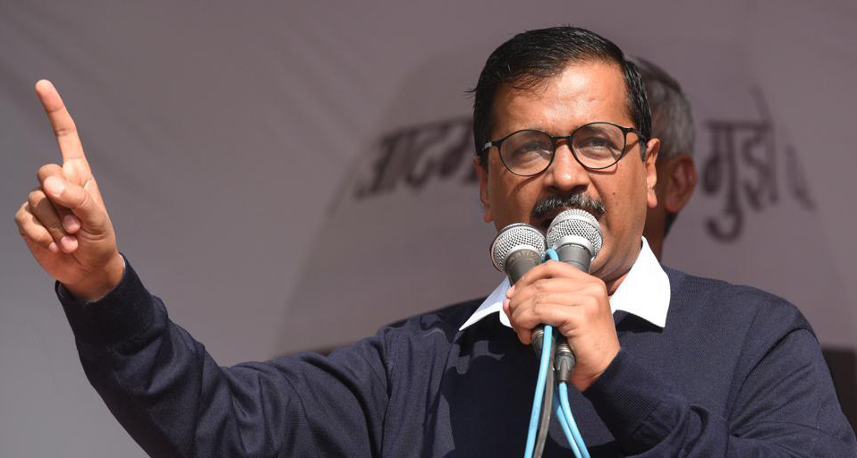 RaGa responsible if Modi comes back to power, Cong harming oppn: Arvind