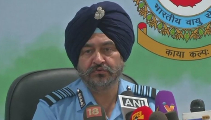 We dont count casualties, we ensure target is hit: IAF Chief BS Dhanoa