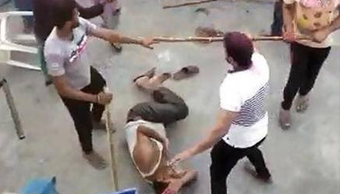 Tension grips area where Muslim family was assaulted