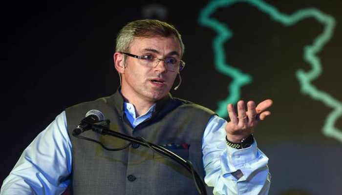 J&K: Omar for assembly polls immediately after LS election