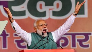 """Oppn """"unhappy"""" with me over India's rapid global strides: Modi"""