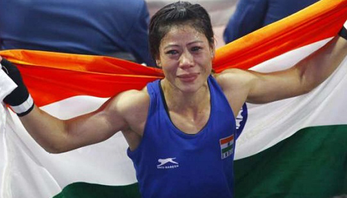 Im not scared to fight Nikhat Zareen in trials: Mary Kom