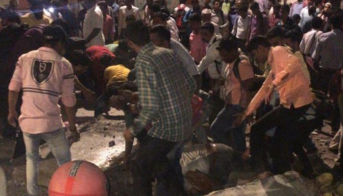 Mumbai Bridge Collapse: Six killed, 34 injured; BMC officials booked for laxity