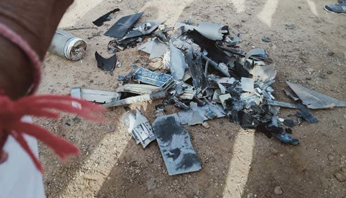 India brings down another Pakistani drone in Rajasthan