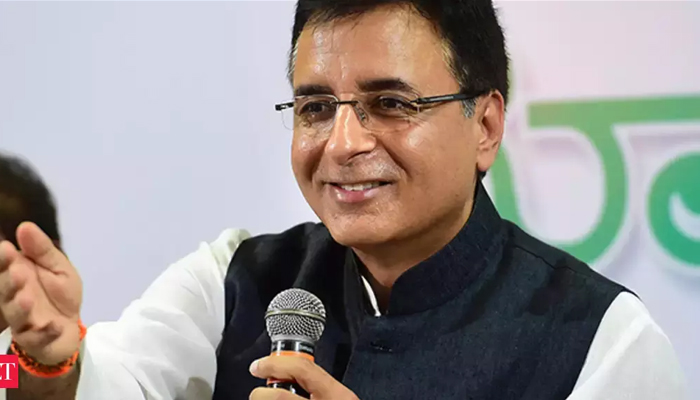 BJP to lodge complaint against Surjewala over Yeddy diary allegations