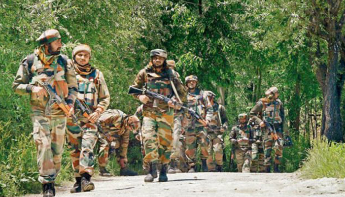Defence Ministry rejects the reports of soldier's abduction in Budgam