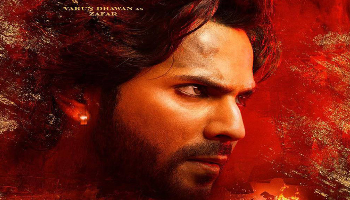 The first look of kalank has been released