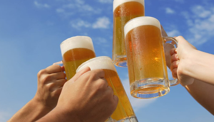 Eight heavenly reasons to celebrate every pint of beer