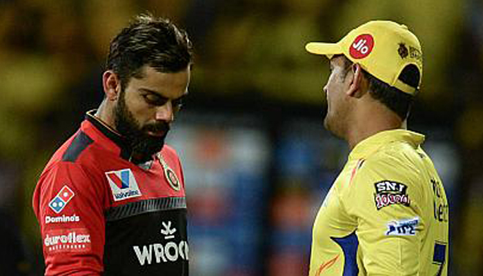 CSK beat RCB by seven wickets in IPL opener