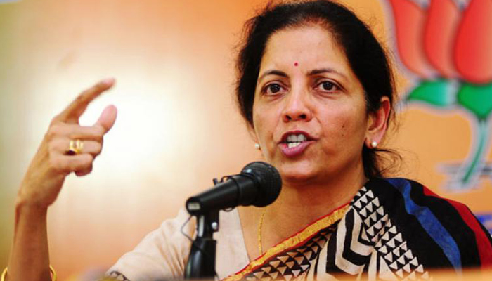 Recalling what went wrong during certain period is imp: Sitharaman