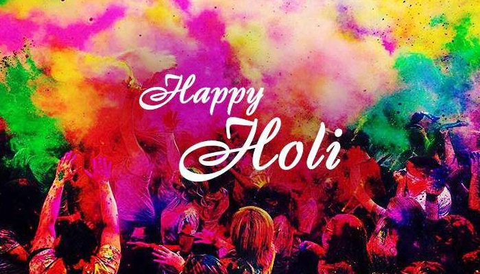 Wish your loved ones Happy Holi with these lovely messages