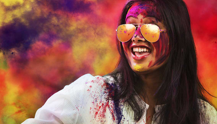Happy Holi! Don't let this coulourful festival lead to colourless consequences
