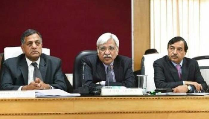 EC appoints three special observers for J&K; Here are the names