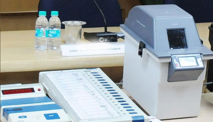 LS polls: 7-Lakh red wax sticks to be used to secure EVMs in Maha