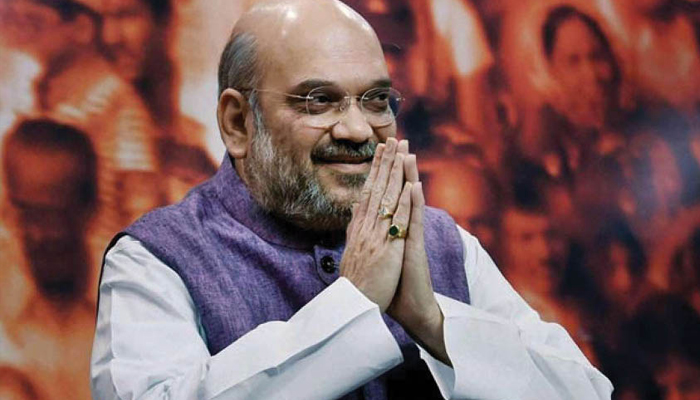 LS polls will be fought on issue of who will lead country: Shah