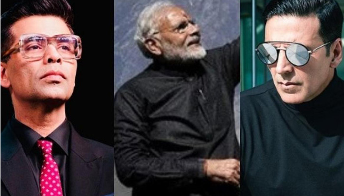 Celebs respond to PM Modi's tweets on influencing the citizen's to vote