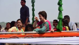 """Priyanka: """"No one is satisfied with Modi govt; people will vote it out"""""""