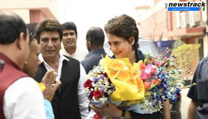 Priyanka Gandhi Wrote Special Letter To Voters Of Up Ahead Of His Visit