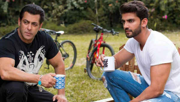 There is a pressure to not let Salman down: Zaheer Iqbal on Notebook